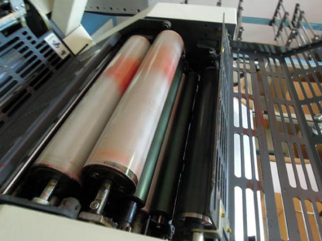 Ryobi 985 CF Zweifarben-Endlosdruckmaschine - 4