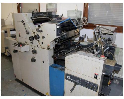 Ryobi 3300 MR Zweifarben-Offsetdruckmaschine - Bild 1