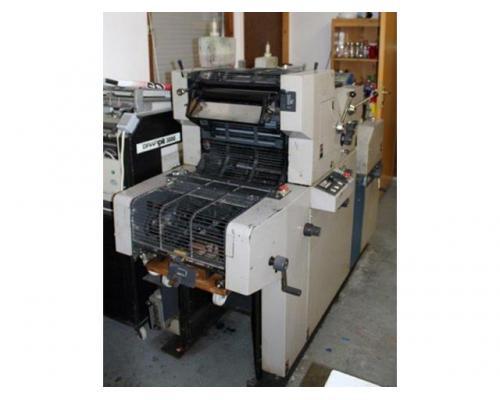 Ryobi 3300 MR Zweifarben-Offsetdruckmaschine - Bild 3