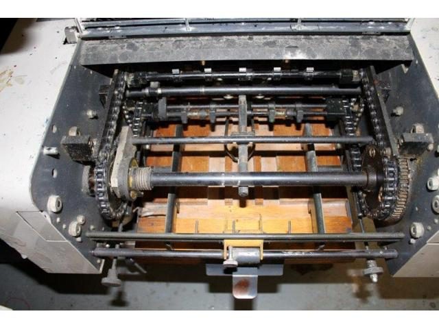 Ryobi 3300 MR Zweifarben-Offsetdruckmaschine - 4