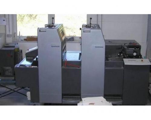 Heidelberg SM 52-2-P Zweifarben-Offsetdruckmaschine - Bild 1