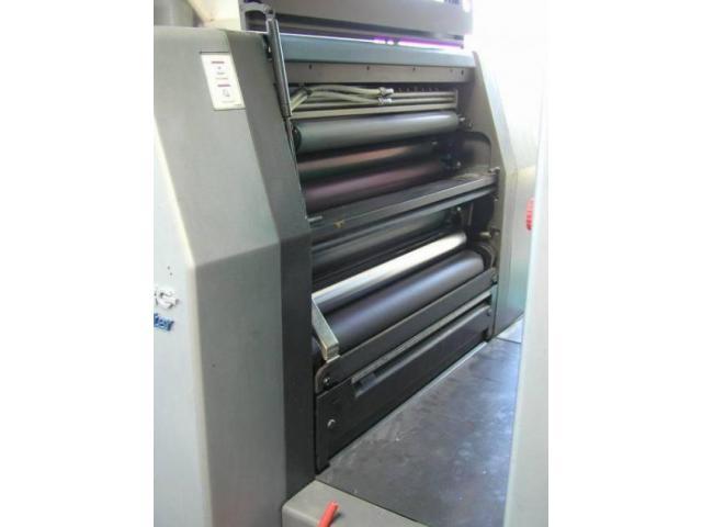 Heidelberg SM 52-2-P Zweifarben-Offsetdruckmaschine - 2