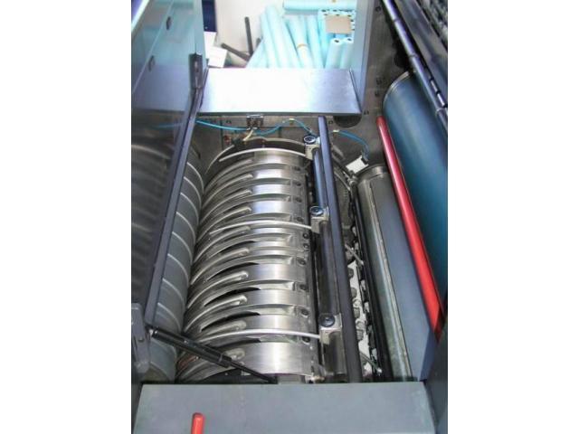 Heidelberg SM 52-2-P Zweifarben-Offsetdruckmaschine - 3