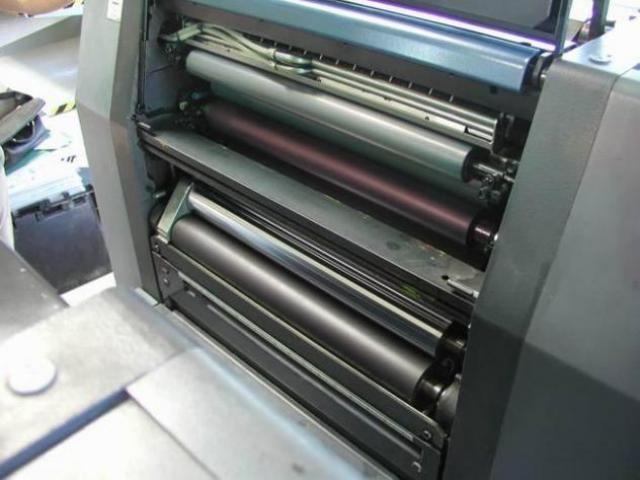 Heidelberg SM 52-2-P Zweifarben-Offsetdruckmaschine - 4