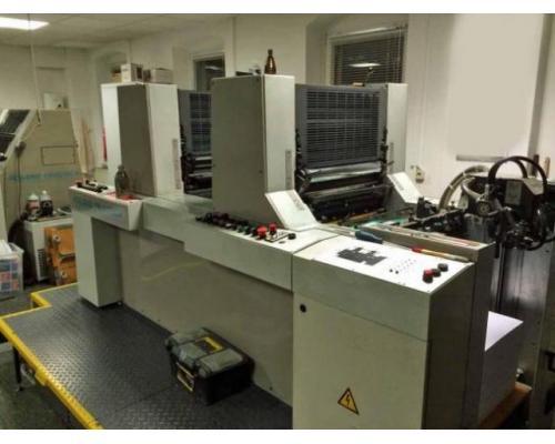 Roland Practica PRZ 00 Zweifarben-Offsetdruckmaschine - Bild 2