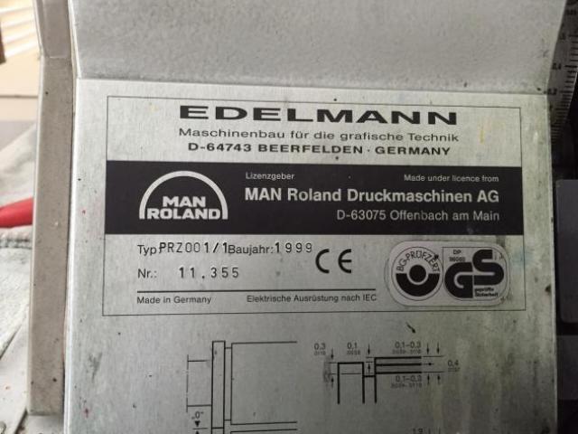 Roland Practica PRZ 00 Zweifarben-Offsetdruckmaschine - 3