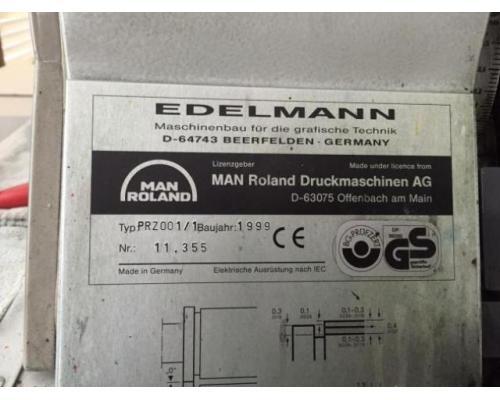Roland Practica PRZ 00 Zweifarben-Offsetdruckmaschine - Bild 3