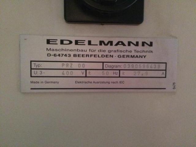 Roland Practica PRZ 00 Zweifarben-Offsetdruckmaschine - 4
