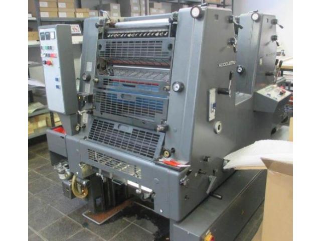 Heidelberg GTOZ 52 Zweifarben-Offsetdruckmaschine - 1