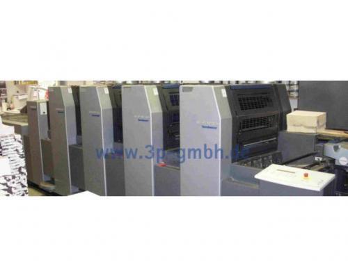 Heidelberg Speedmaster SM 52-4-L Vierfarben-Offsetdruckmaschine - Bild 1