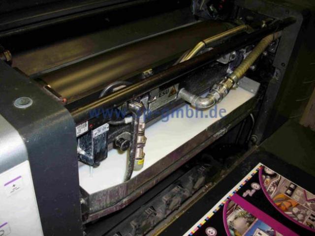 Heidelberg Speedmaster SM 52-4-L Vierfarben-Offsetdruckmaschine - 2