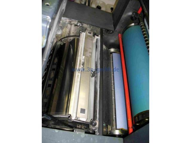 Heidelberg Speedmaster SM 52-4-L Vierfarben-Offsetdruckmaschine - 4