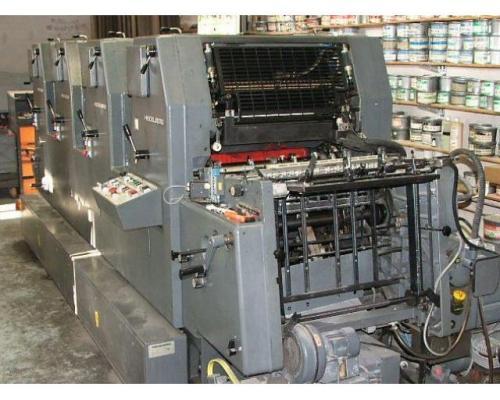 Heidelberg GTOVP-52 Vierfarben-Offsetdruckmaschine - Bild 1