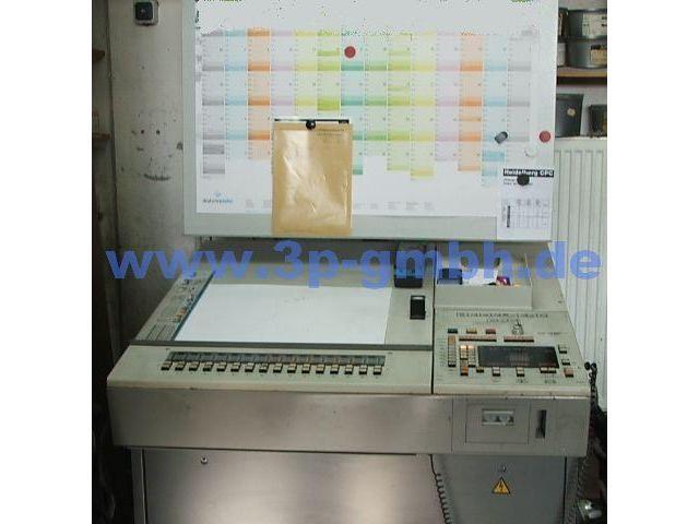 Heidelberg GTOVP-52 Vierfarben-Offsetdruckmaschine - 2