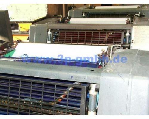 Heidelberg GTOVP-52 Vierfarben-Offsetdruckmaschine - Bild 3