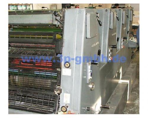 Heidelberg GTOVP-52 Vierfarben-Offsetdruckmaschine - Bild 4