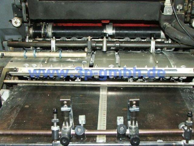 Heidelberg GTOVP-52 Vierfarben-Offsetdruckmaschine - 5