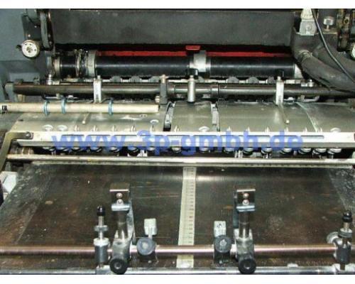 Heidelberg GTOVP-52 Vierfarben-Offsetdruckmaschine - Bild 5