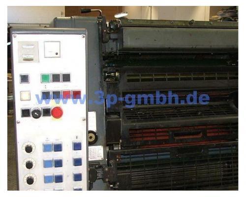 Heidelberg GTOVP-52 Vierfarben-Offsetdruckmaschine - Bild 6