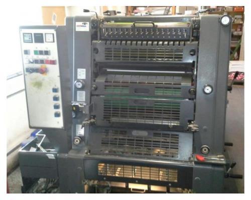 Heidelberg GTO 52-4-P3 Vierfarben-Offsetdruckmaschine - Bild 1
