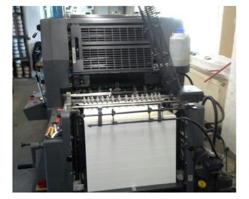 Heidelberg GTO 52-4-P3 Vierfarben-Offsetdruckmaschine - Bild 4