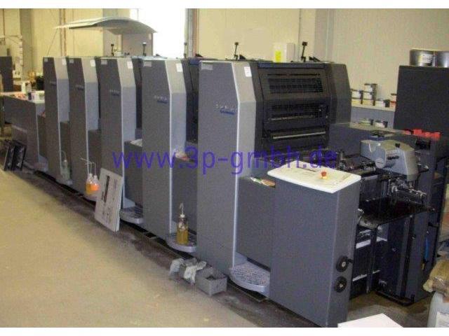 Heidelberg SM 52-5-H Offsetdruckmaschine - 1