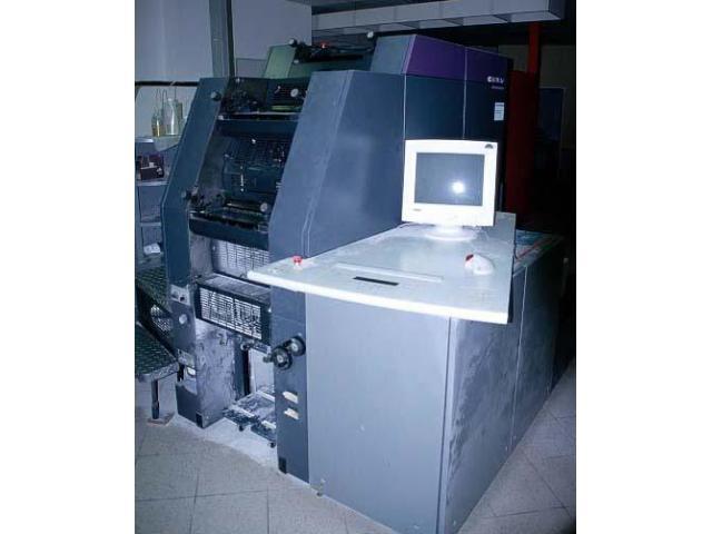 Heidelberg Quickmaster DI 46-4 Digitaloffsetdruckmaschine - 1