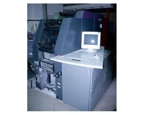 Heidelberg Quickmaster DI 46-4 Digitaloffsetdruckmaschine - Bild 1