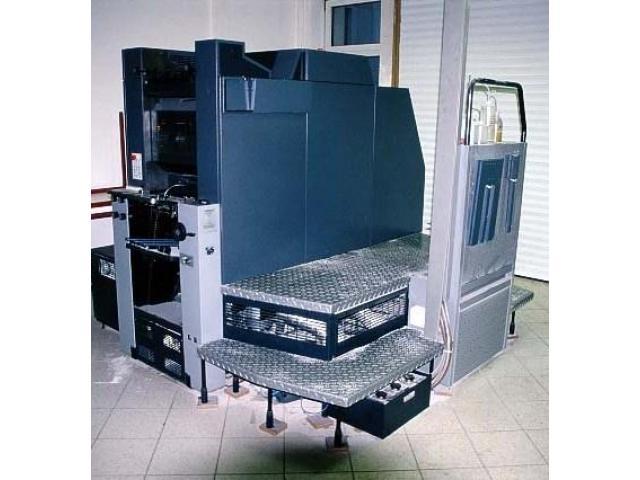 Heidelberg Quickmaster DI 46-4 Digitaloffsetdruckmaschine - 3