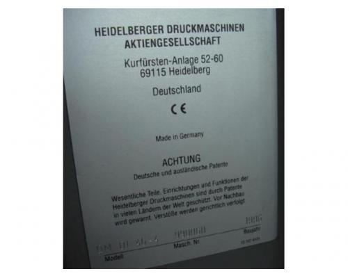 Heidelberg Quickmaster DI 46-4 Digitaloffsetdruckmaschine - Bild 5