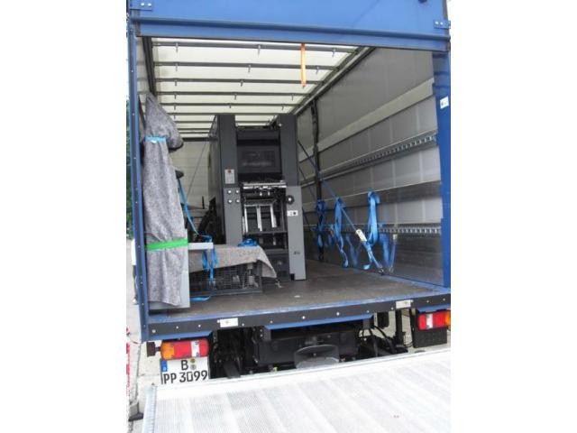 Heidelberg Quickmaster DI 46-4 Digitaloffsetdruckmaschine - 6