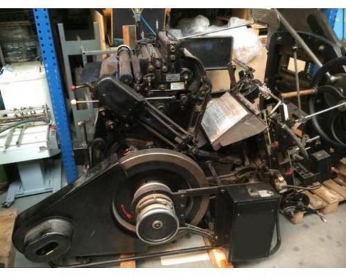 Heidelberg GT A3-Tiegeldruckautomat - Bild 1