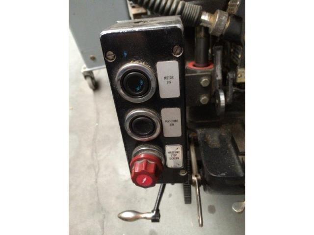 Heidelberg GT A3-Tiegeldruckautomat - 2