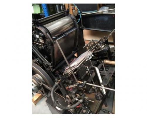 Heidelberg GT A3-Tiegeldruckautomat - Bild 5