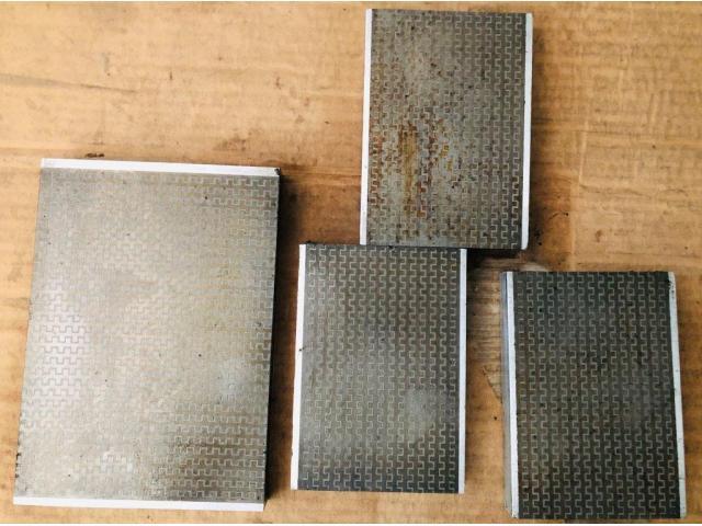 Heidelberg / BASF / Flint Magnetfundamentplatten - 1