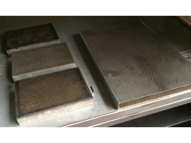 Heidelberg / BASF / Flint Magnetfundamentplatten - 2