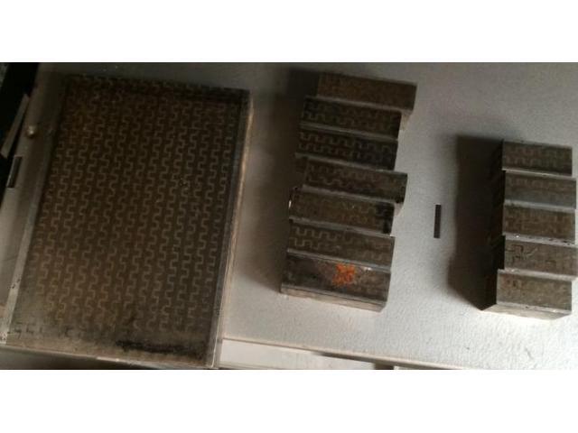 Heidelberg / BASF / Flint Magnetfundamentplatten - 3