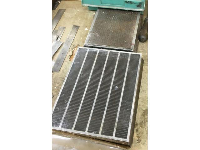 Heidelberg / BASF / Flint Magnetfundamentplatten - 4
