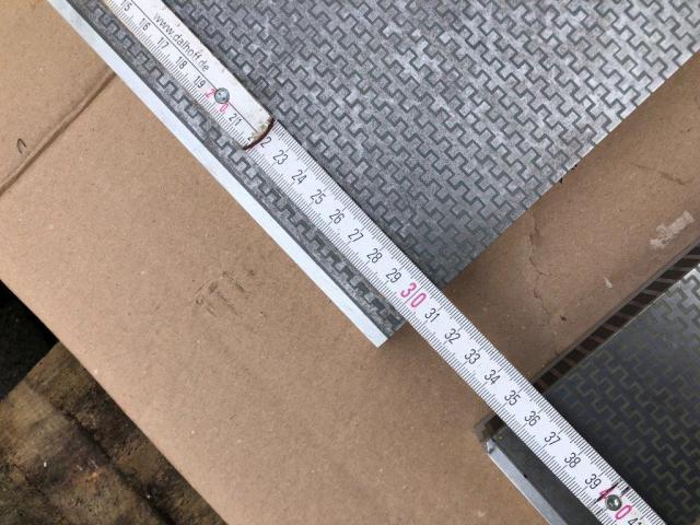 Heidelberg / BASF / Flint Magnetfundamentplatten - 11