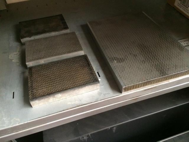 Heidelberg / BASF / Flint Magnetfundamentplatten - 12