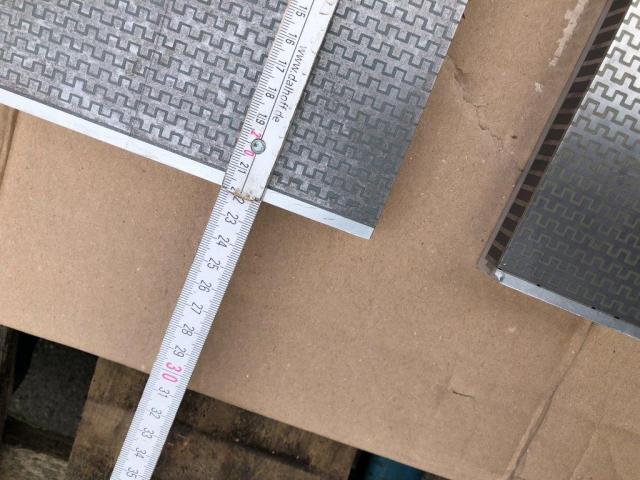 Heidelberg / BASF / Flint Magnetfundamentplatten - 14