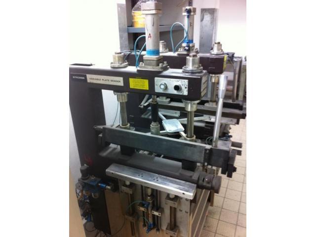 Strobbe Universal-Druckplattenabkantung - 5