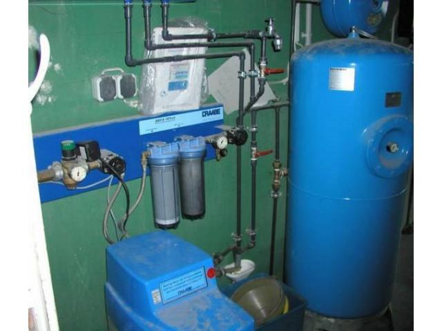 Draabe Wasseraufbereitungssystem - 1