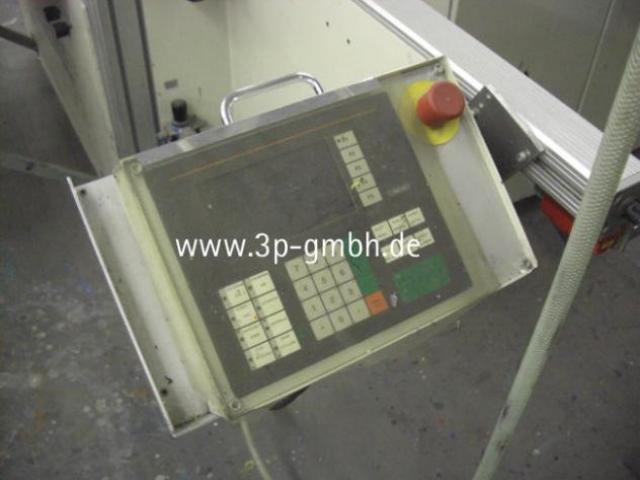 Thieme 3030 SL-140 Flachbett-Siebdruck-3/4-Automat mit Seitenauslage links - 2