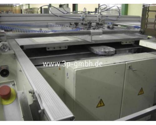 Thieme 3030 SL-140 Flachbett-Siebdruck-3/4-Automat mit Seitenauslage links - Bild 3