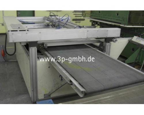 Thieme 3030 SL-140 Flachbett-Siebdruck-3/4-Automat mit Seitenauslage links - Bild 5