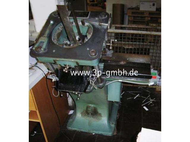 PMC Modell E Etikettenstanze - 1