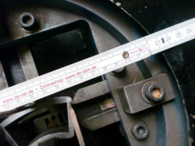 PMC Modell H Etikettenstanze - 6