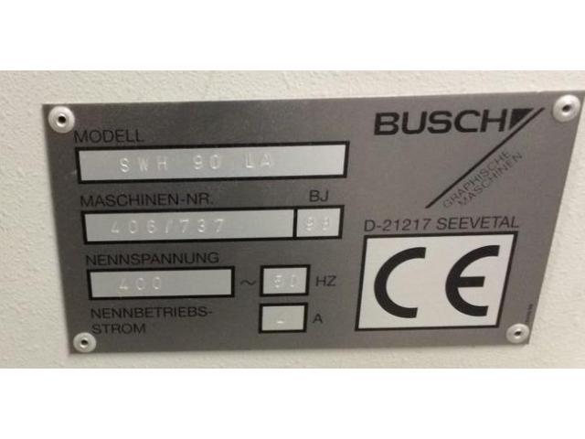 Busch SWH 90 LA Stapelwender - 4