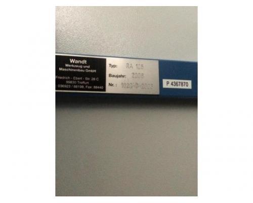KBA Druckplattenstanze für RA 106 - Bild 2